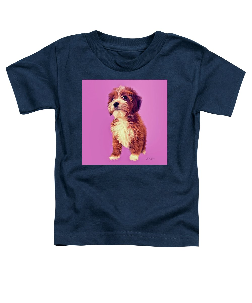 Michael Miller Toddler T-Shirts