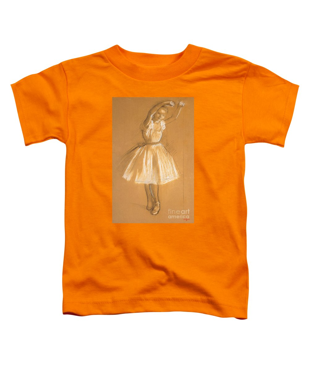 Impressionistic Drawings Toddler T-Shirts
