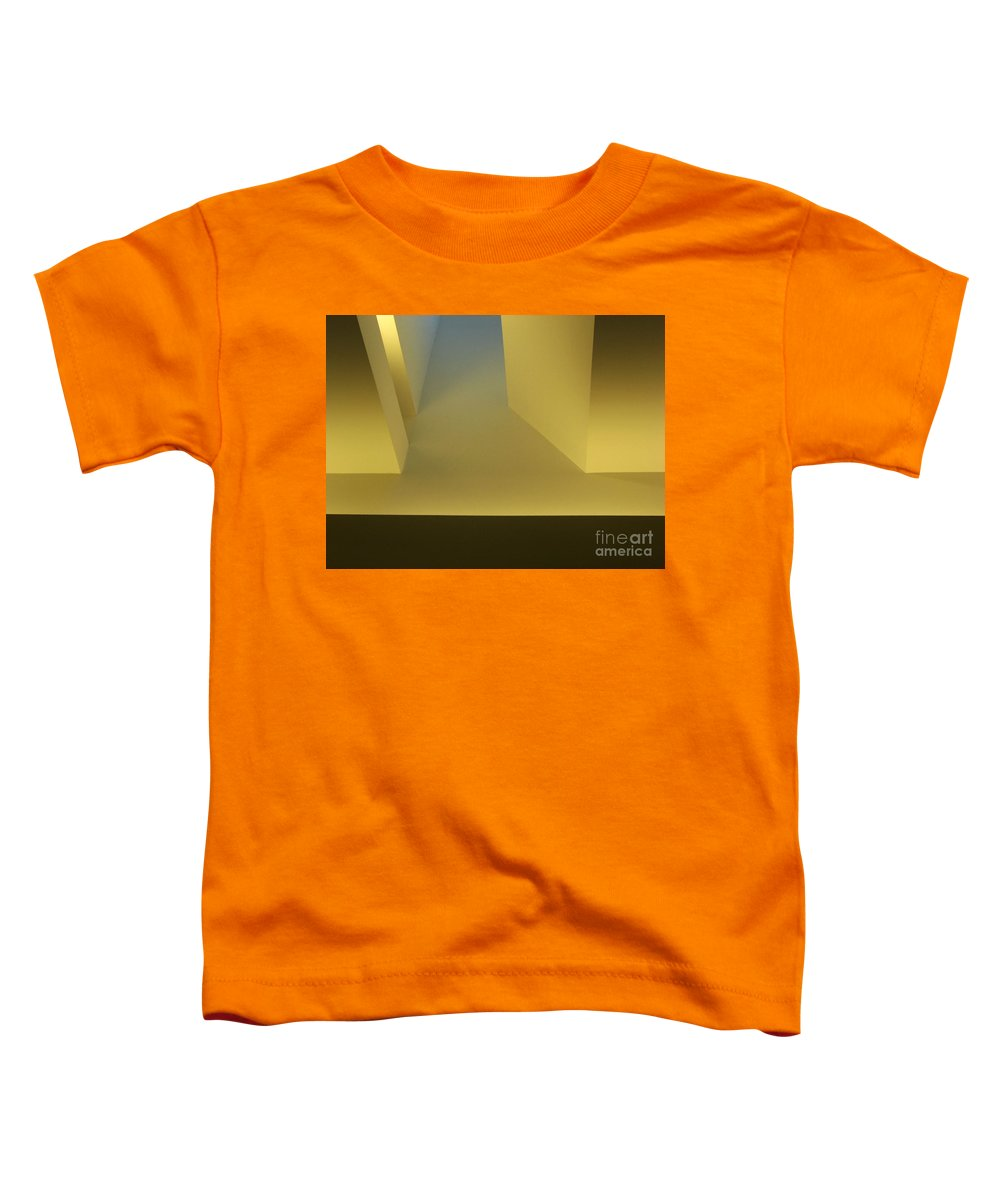 Yellow Toddler T-Shirt featuring the photograph Above Series 4.0 by Dana DiPasquale