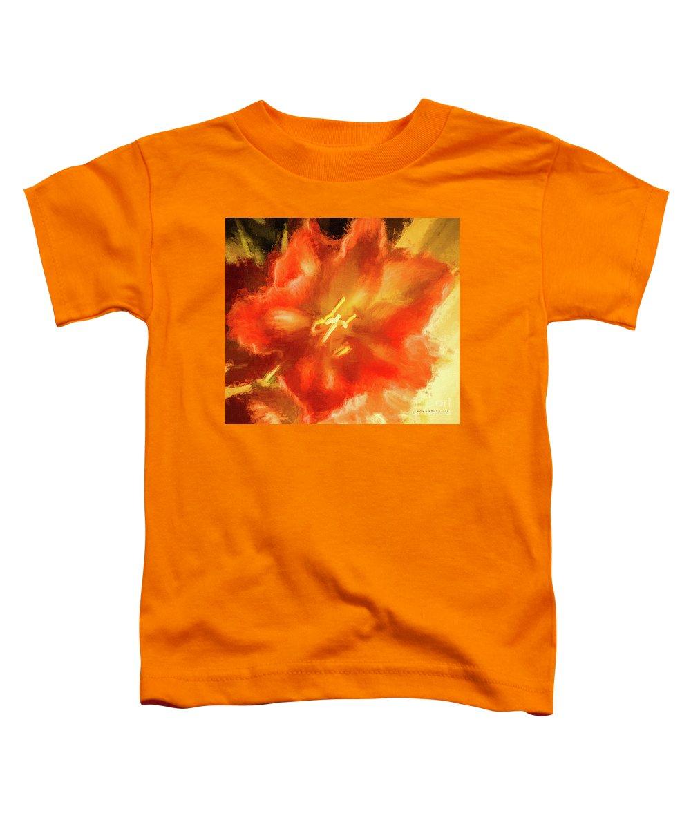 Amaryllis Toddler T-Shirts