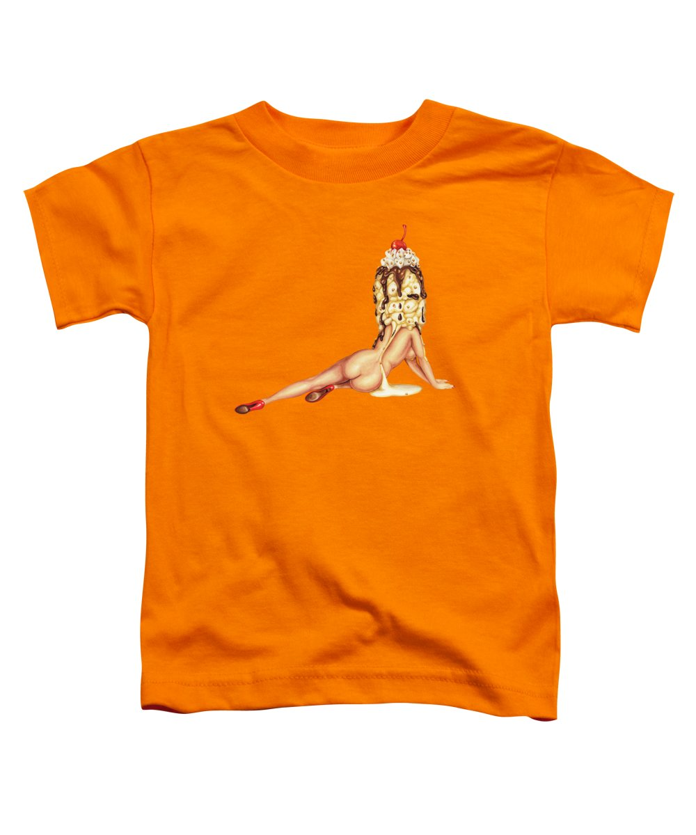 Ice Toddler T-Shirts