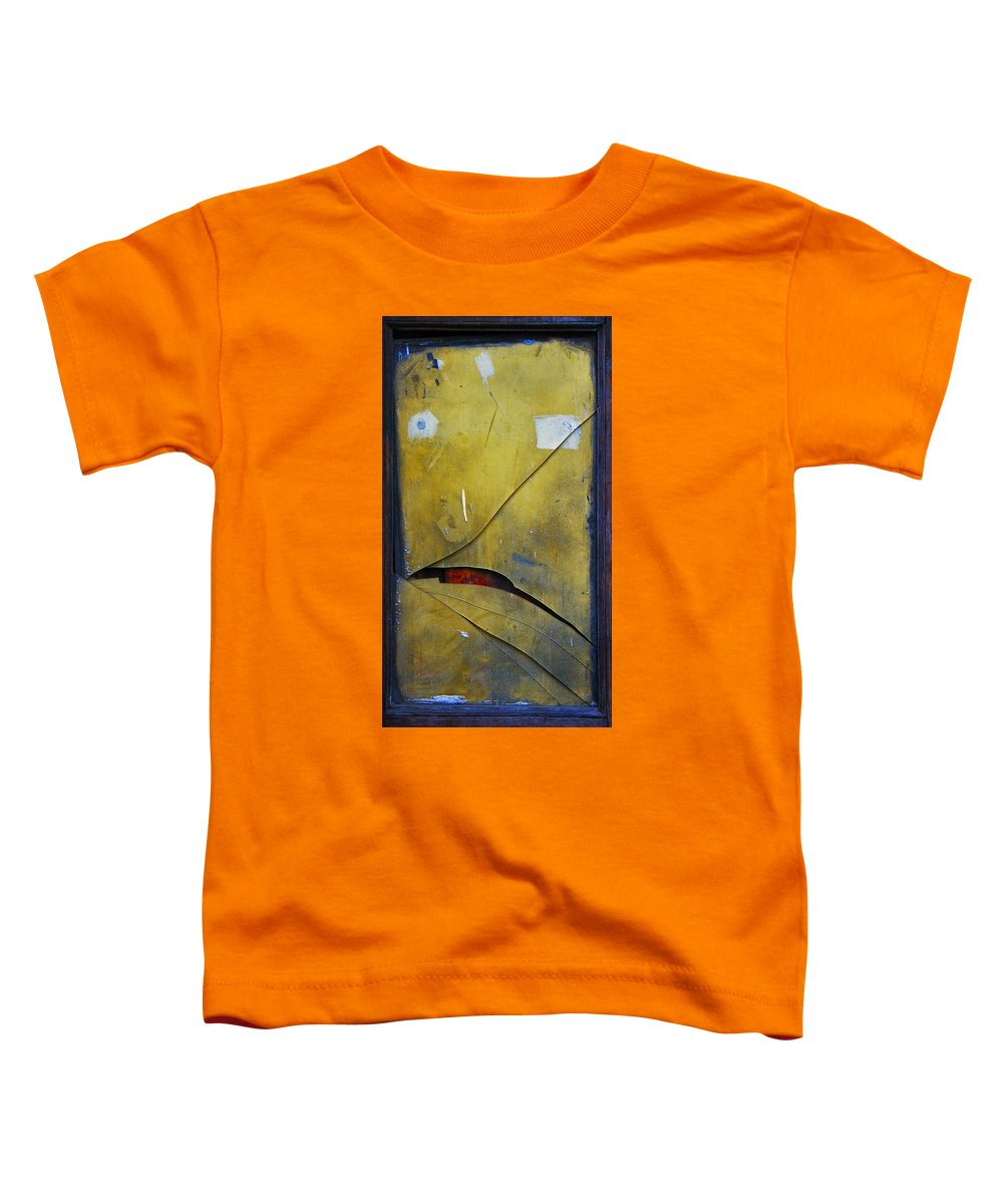 Abstract Toddler T-Shirt featuring the photograph Xalapa Miro by Skip Hunt