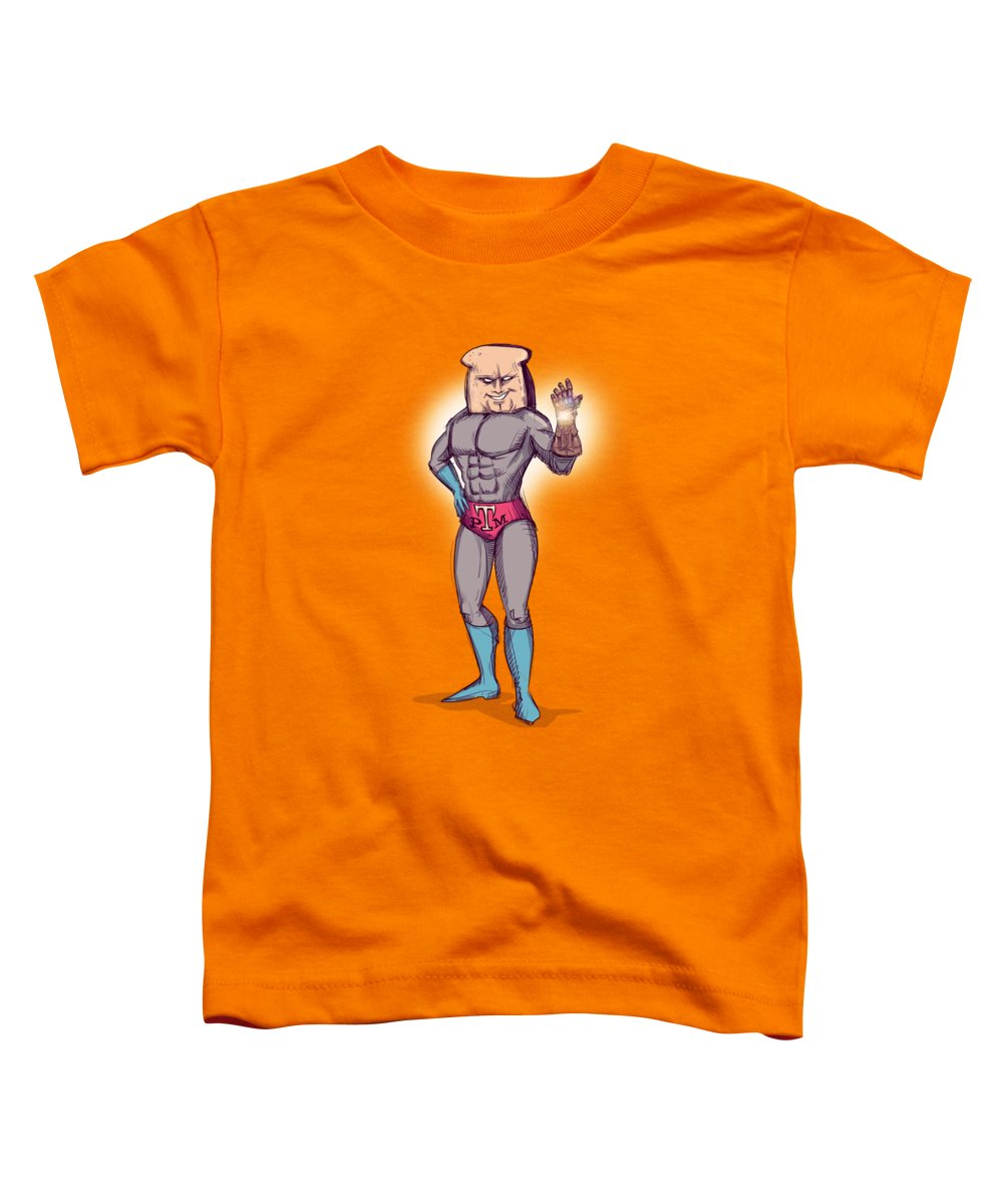 Toast Toddler T-Shirts