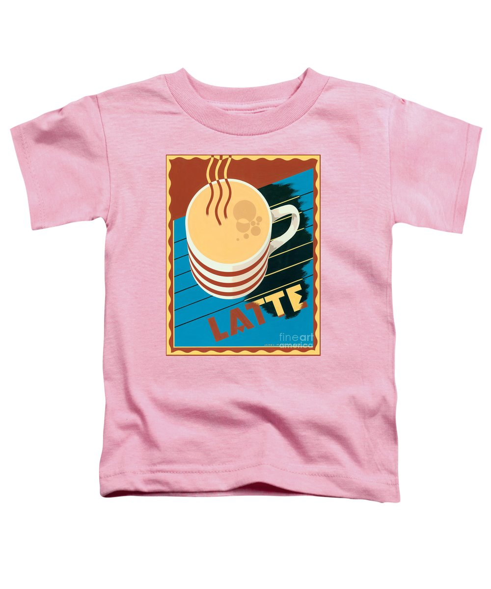 Pouring Toddler T-Shirts