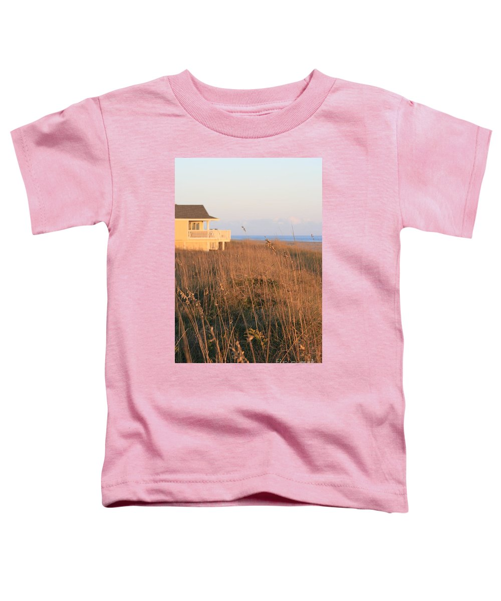 Relaxation Toddler T-Shirt featuring the photograph Relaxation by Nadine Rippelmeyer
