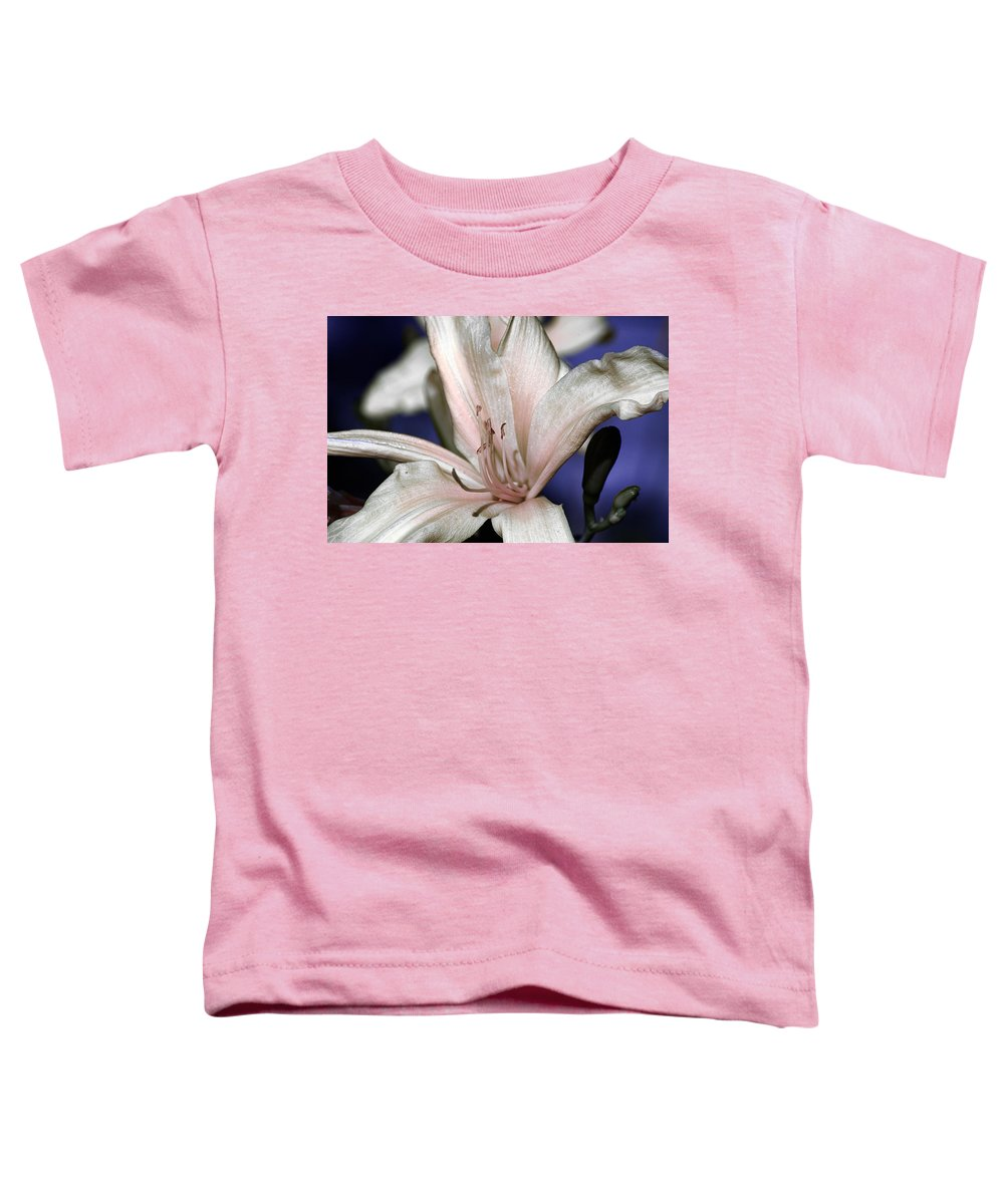 Clay Toddler T-Shirt featuring the photograph Floral by Clayton Bruster