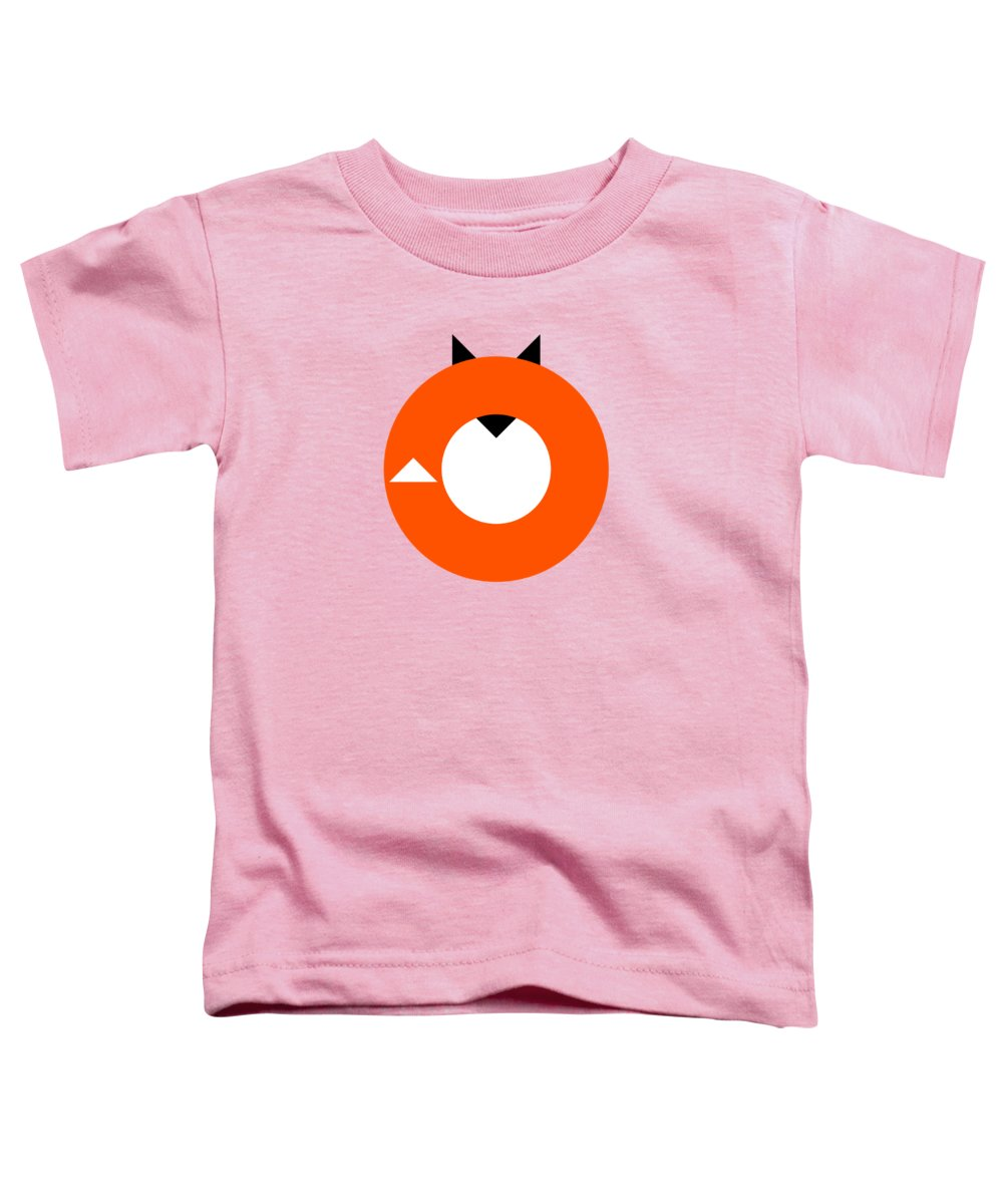 Abstraction Toddler T-Shirts