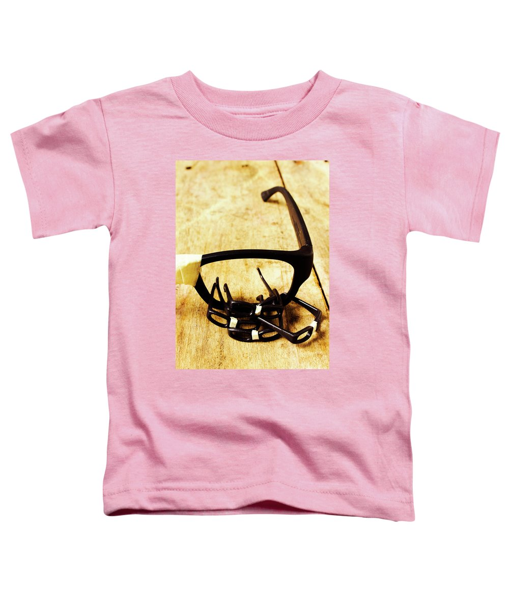 Geek Toddler T-Shirt featuring the photograph A Nerdy Spectacle by Jorgo Photography - Wall Art Gallery