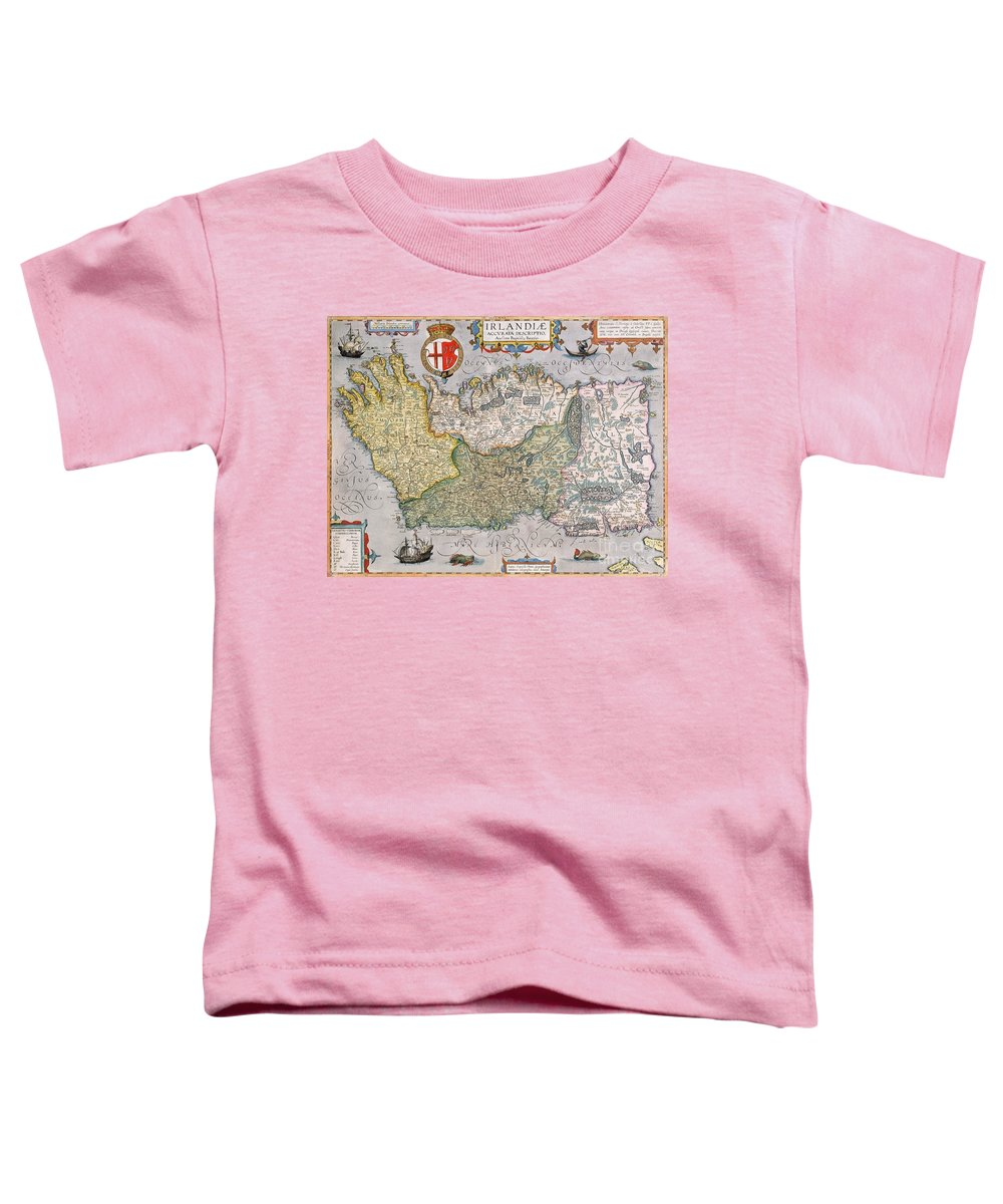 Cartouche Toddler T-Shirts