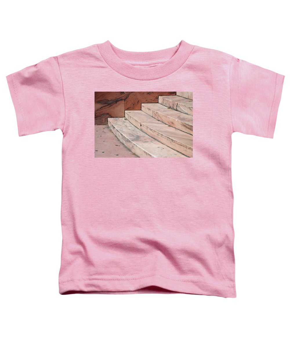 Architecture Toddler T-Shirt featuring the photograph Art Deco Steps by Rob Hans