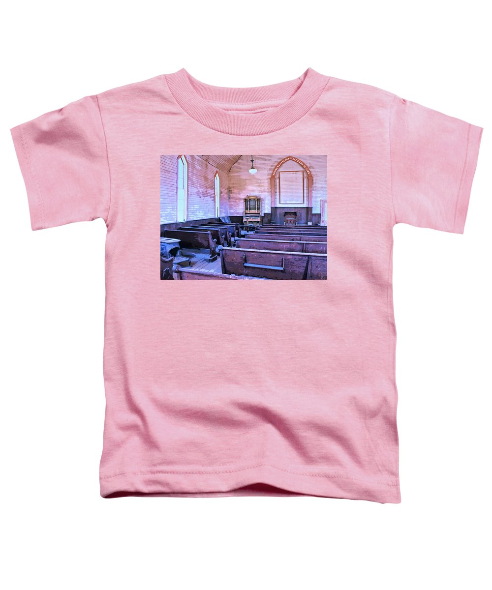 Bodie Ghost Town Toddler T-Shirts