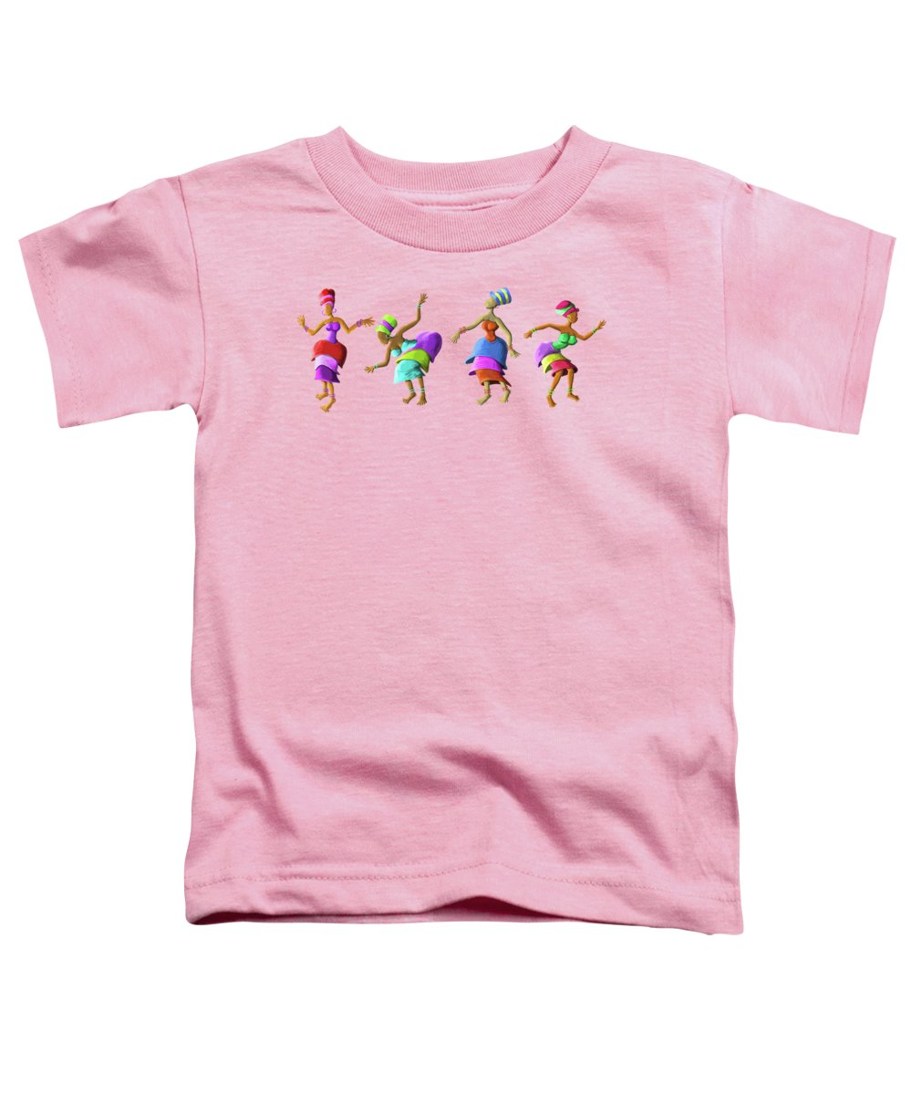 Indigenous Culture Toddler T-Shirts