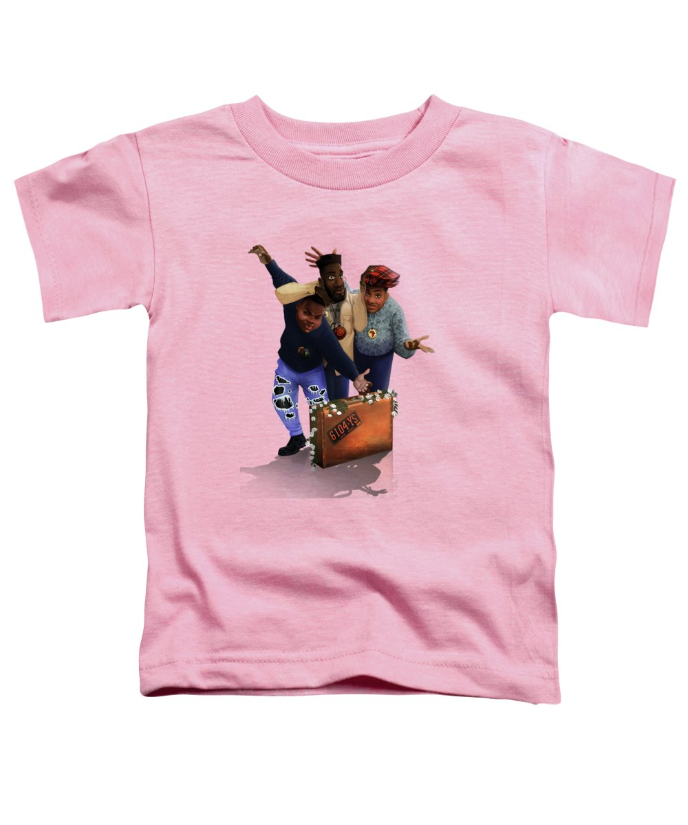 Coast Toddler T-Shirts