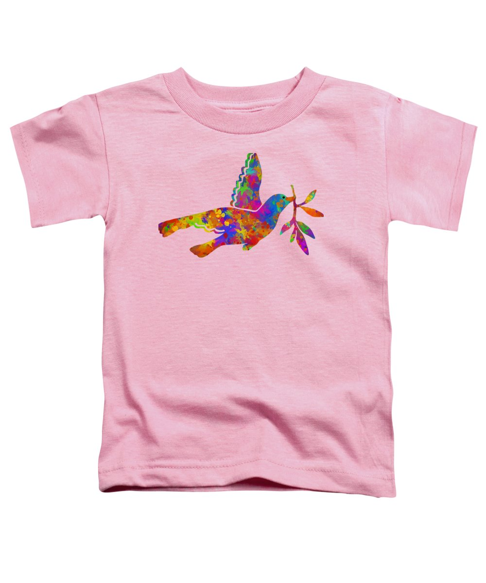 Dove Toddler T-Shirts