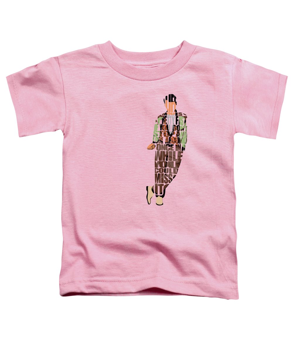 Design Digital Art Toddler T-Shirts