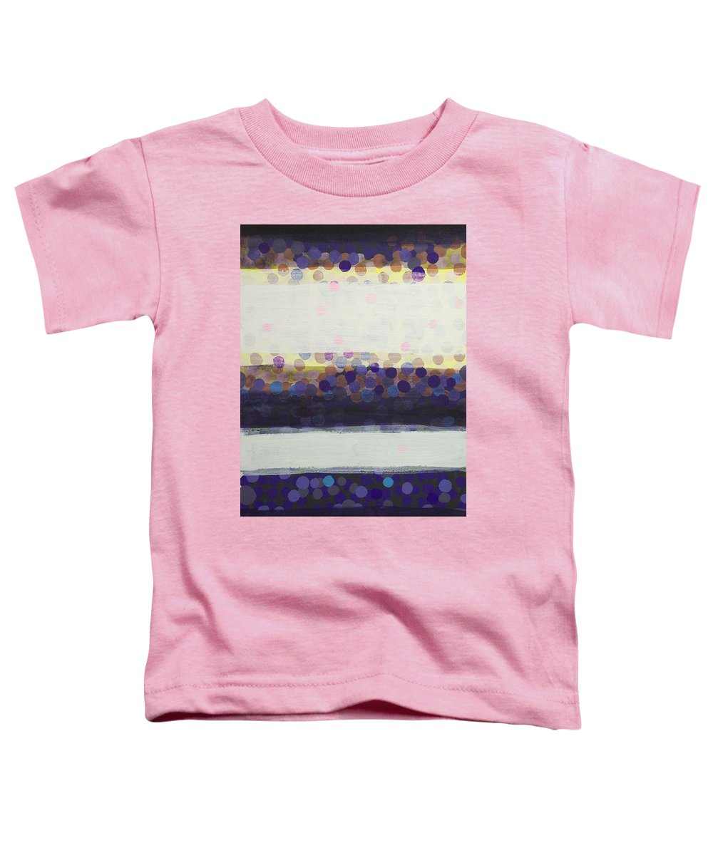 Final Moments Toddler T-Shirt featuring the painting Final Moments by Alan Hogan