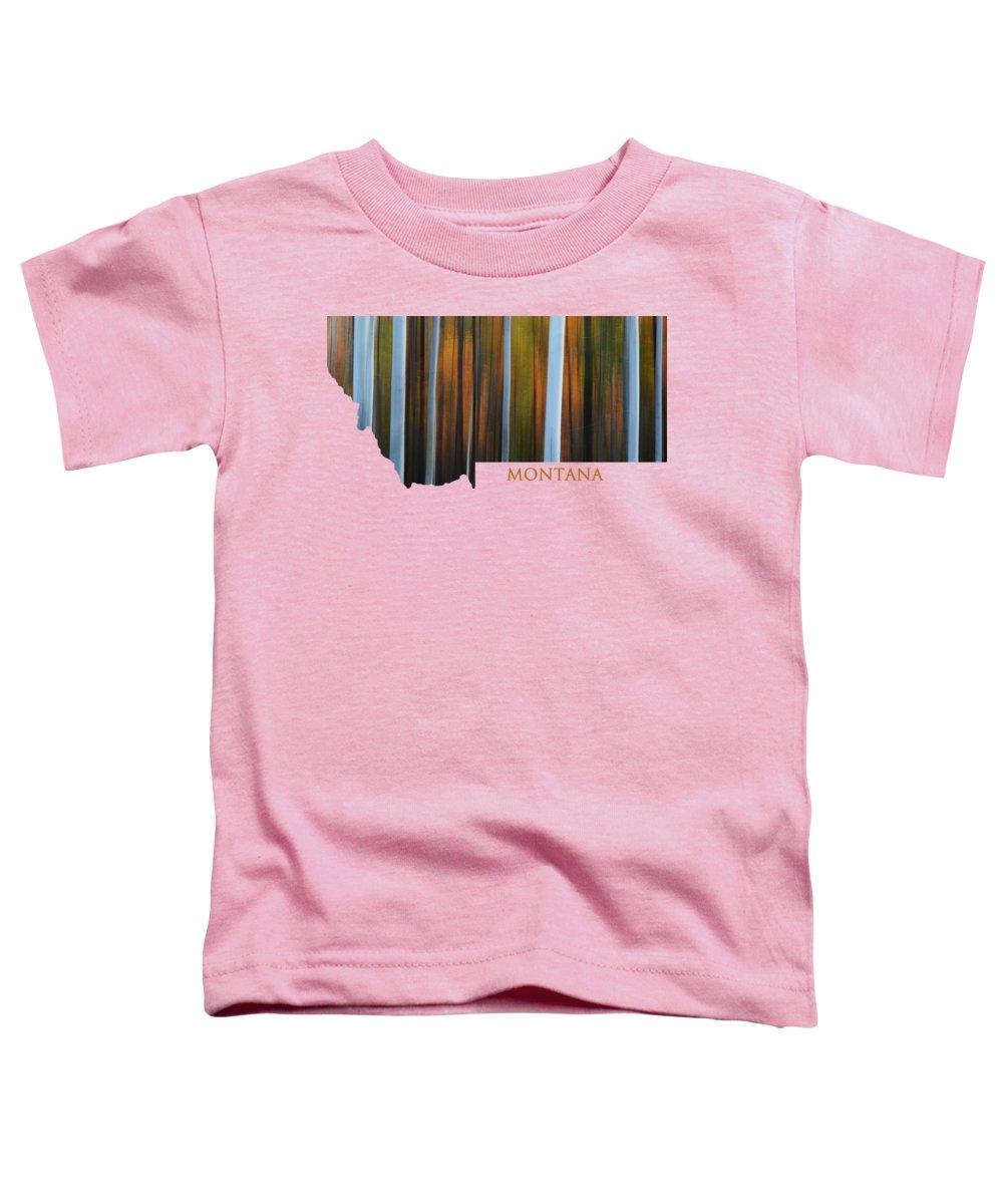 Long Exposure Toddler T-Shirts