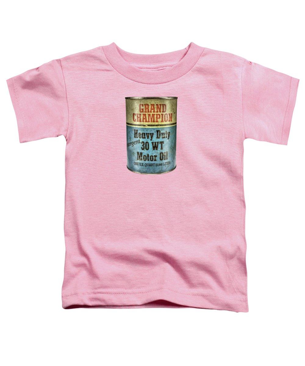 Gas Station Toddler T-Shirts