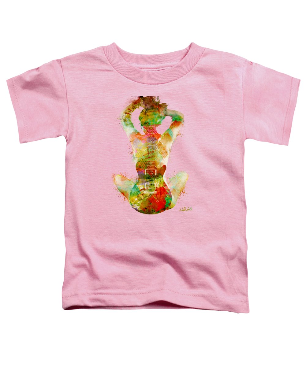 Curvy Toddler T-Shirts