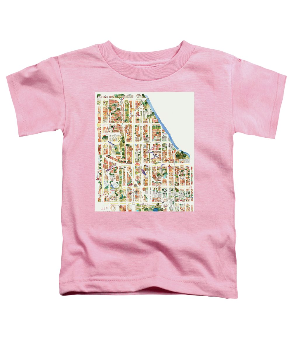 Apollo Theater Toddler T-Shirts