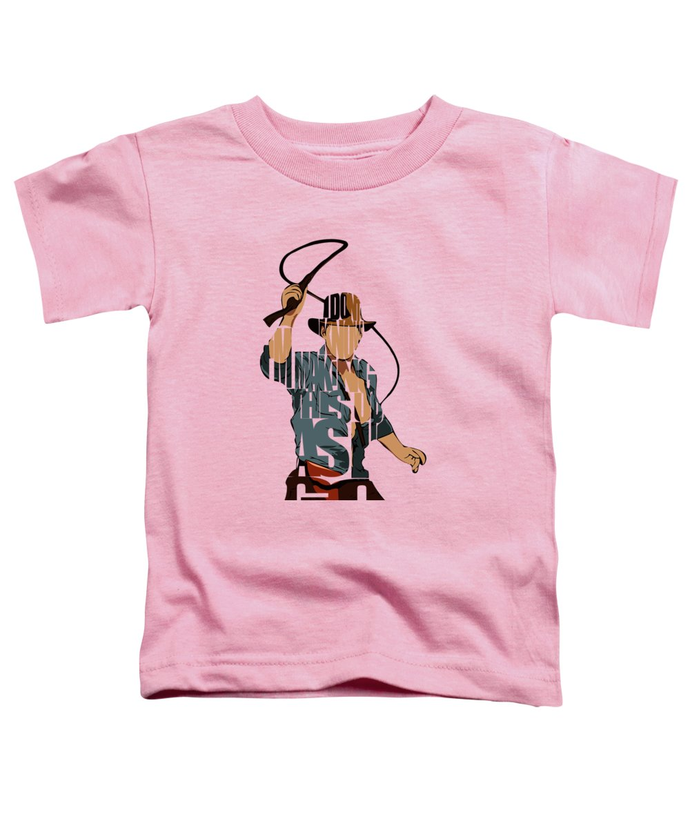Temple Toddler T-Shirts