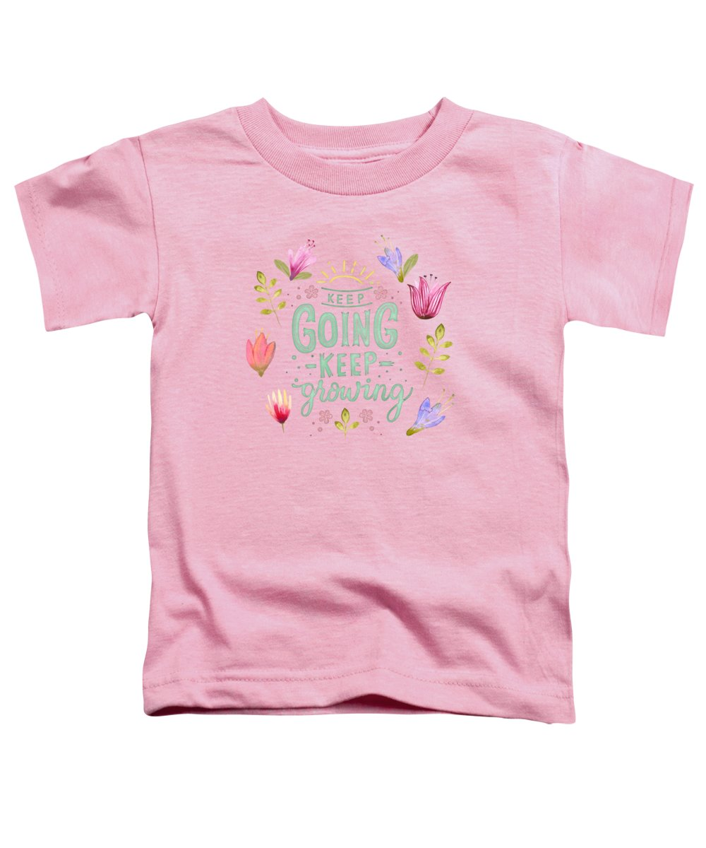Garden Toddler T-Shirts