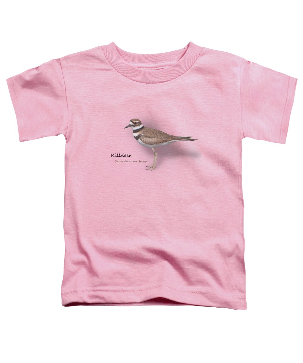 Killdeer Toddler T-Shirts