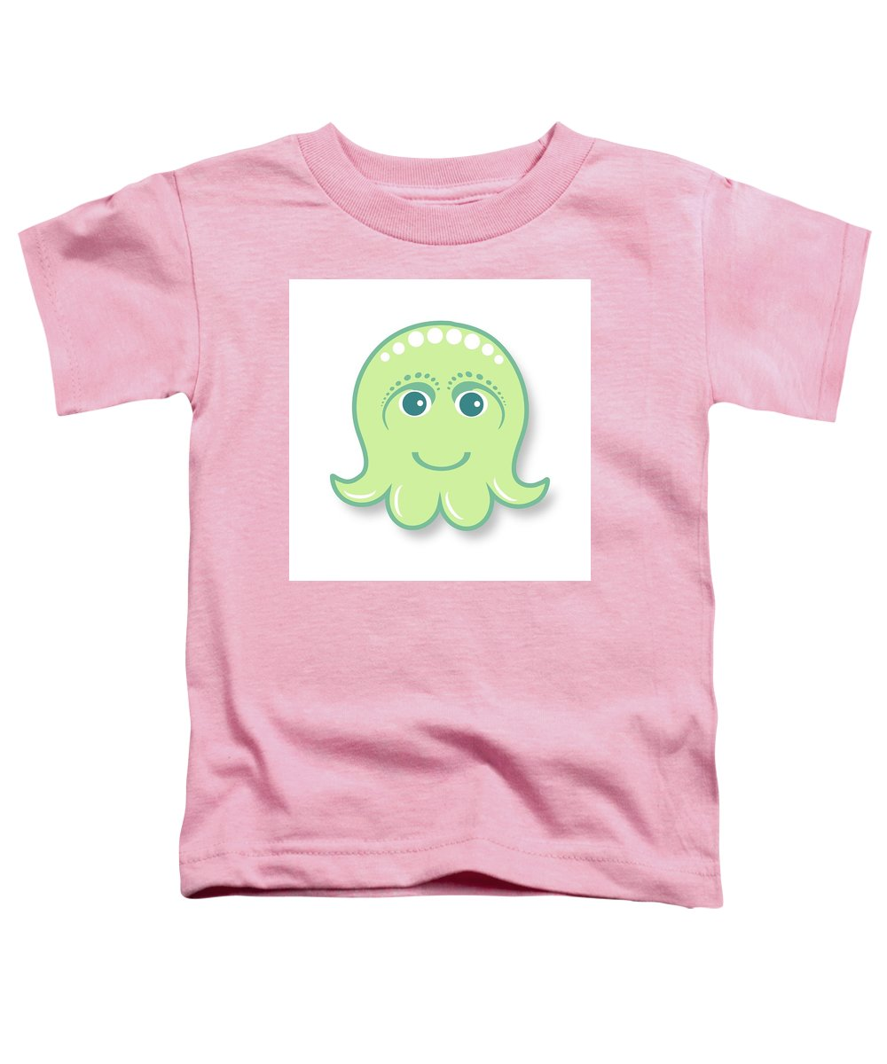 Graphic Design Toddler T-Shirts