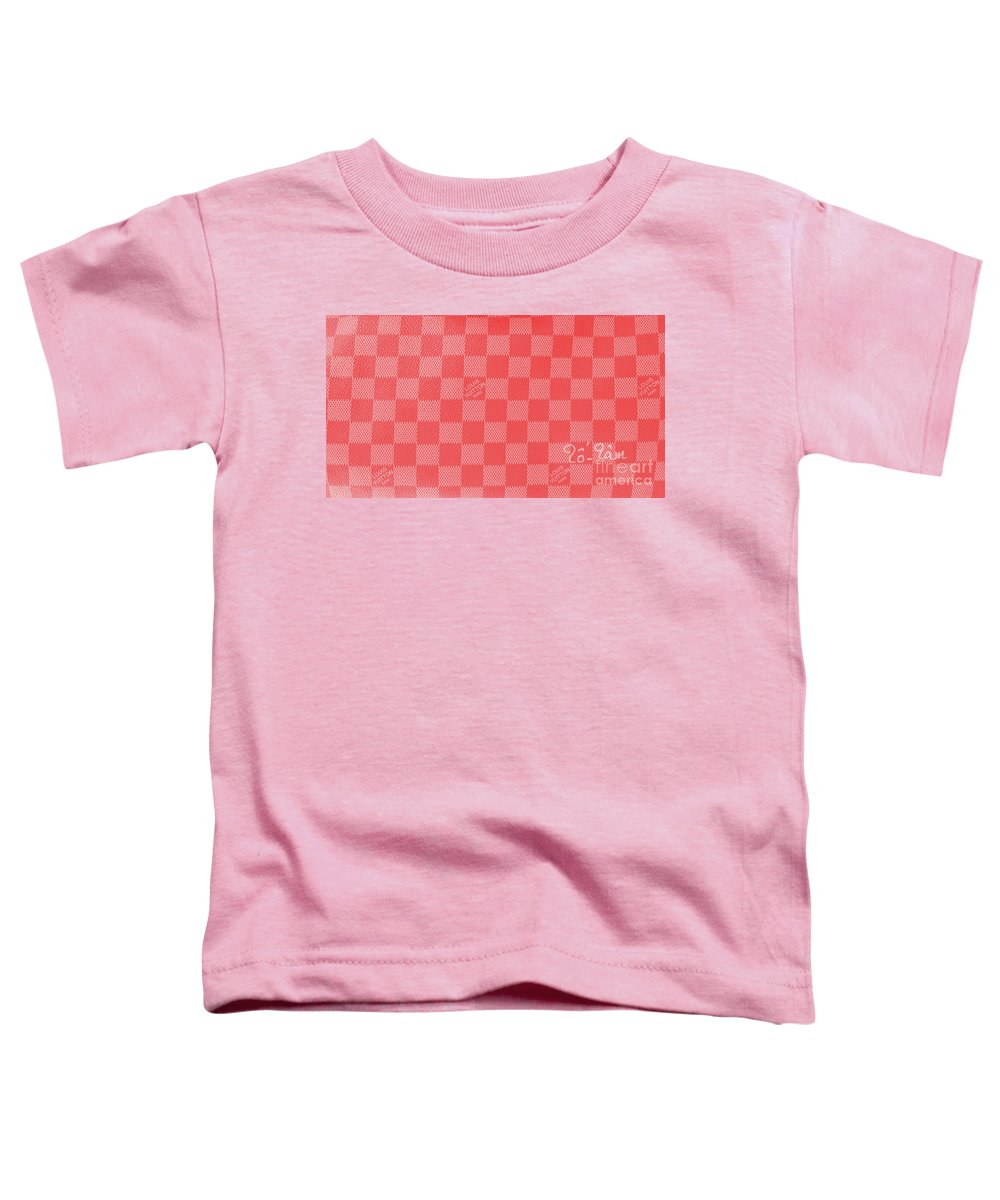 be7f8035b08b Louis Vuitton Damier 3 Toddler T-Shirt for Sale by To-Tam Gerwe