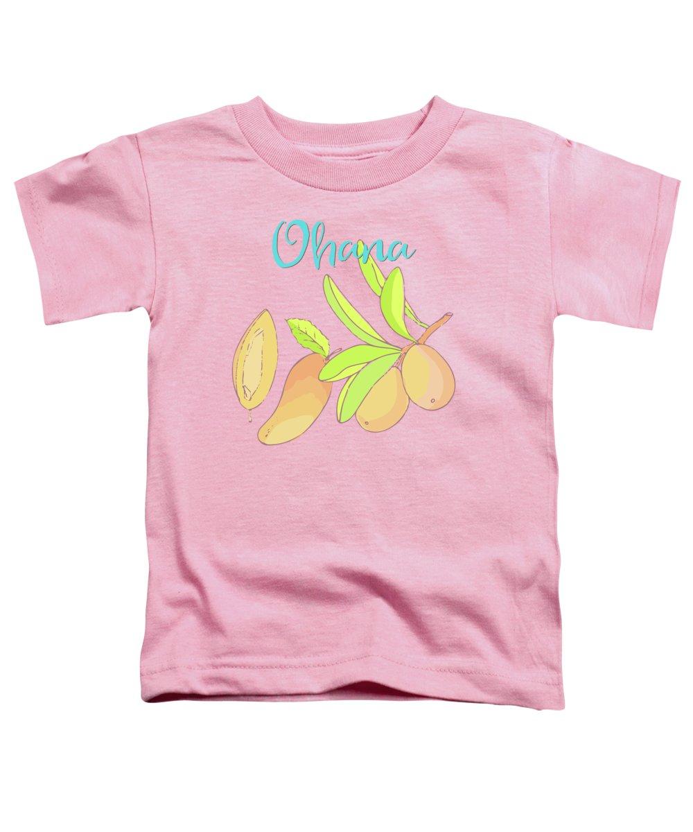 Mango Toddler T-Shirts