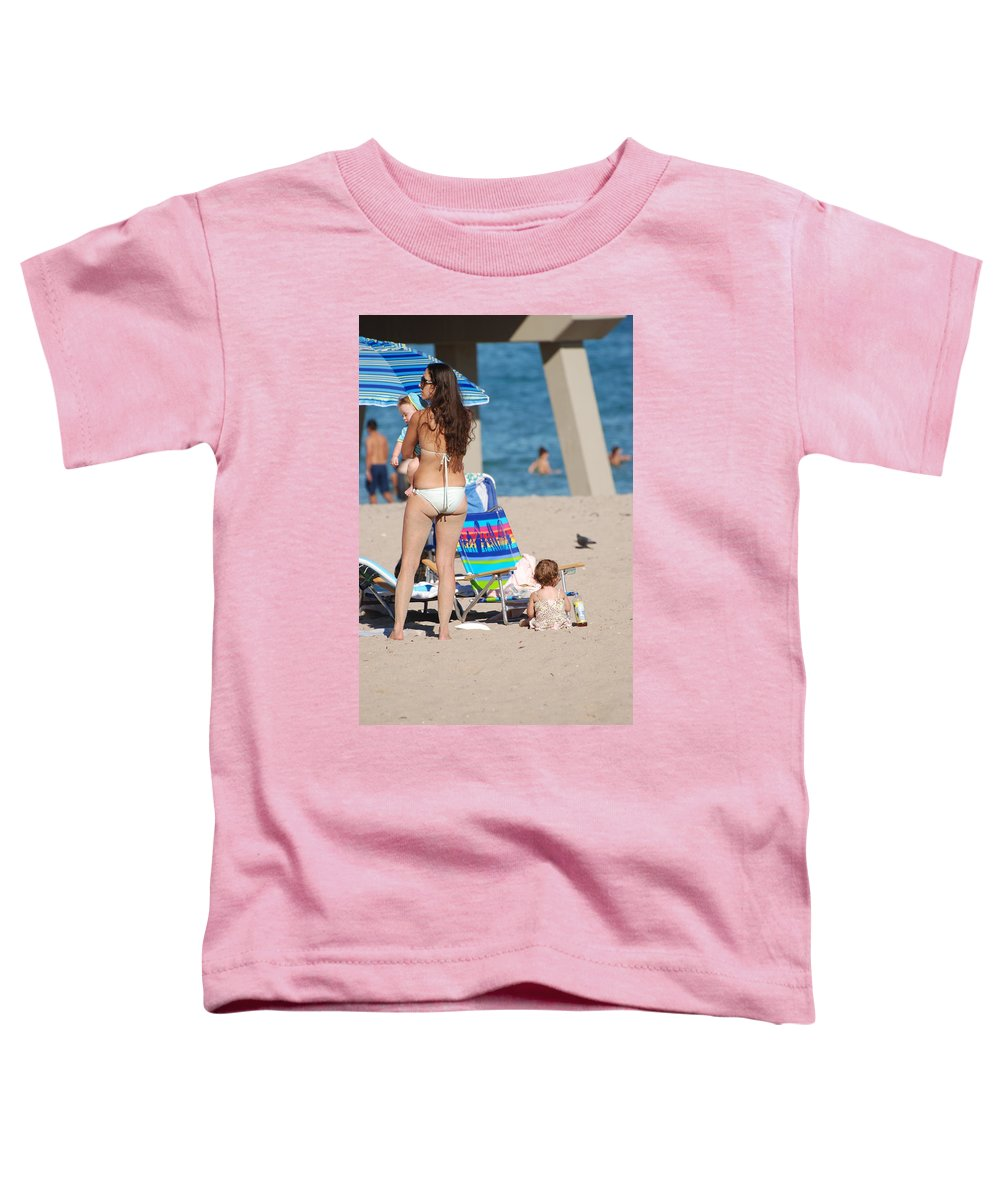 Mother Toddler T-Shirt featuring the photograph Mother by Rob Hans