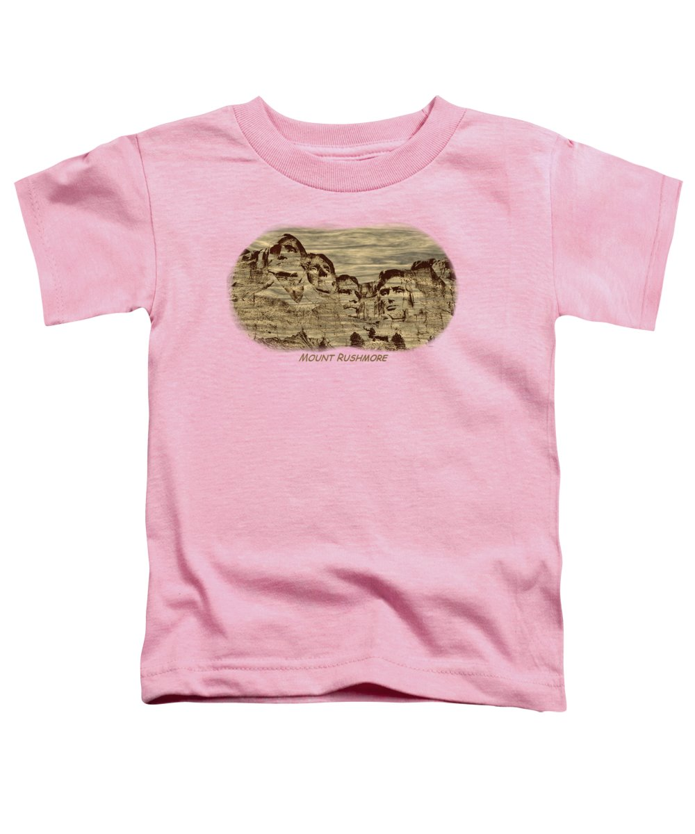 Lincoln Memorial Toddler T-Shirts