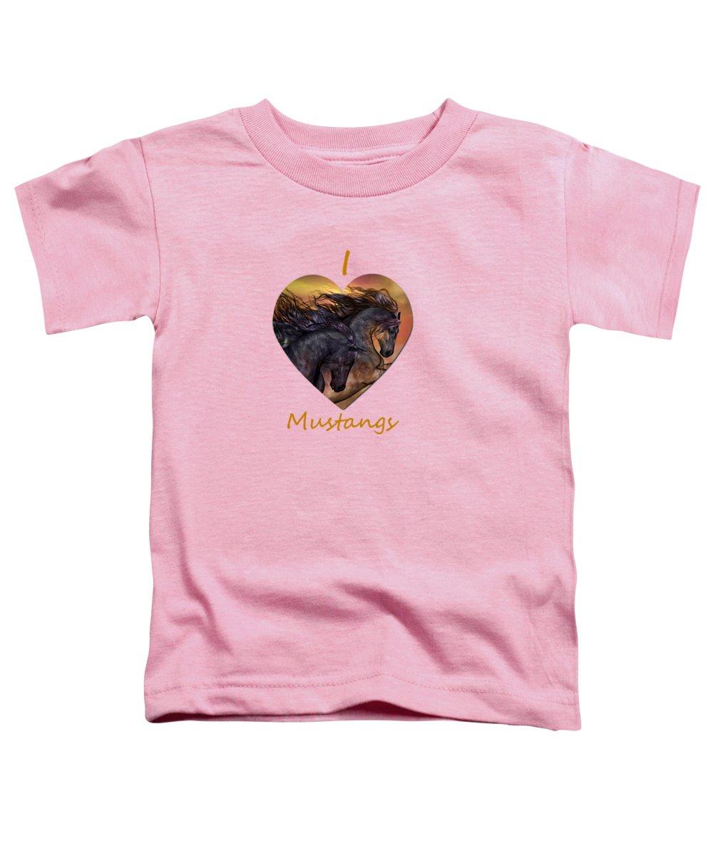 Prairie Sunset Toddler T-Shirts