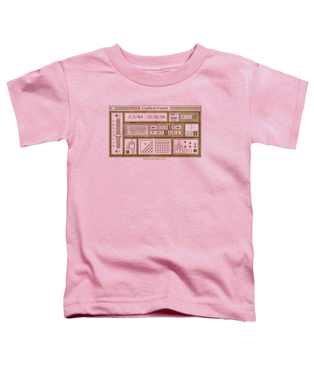 Panel Toddler T-Shirts