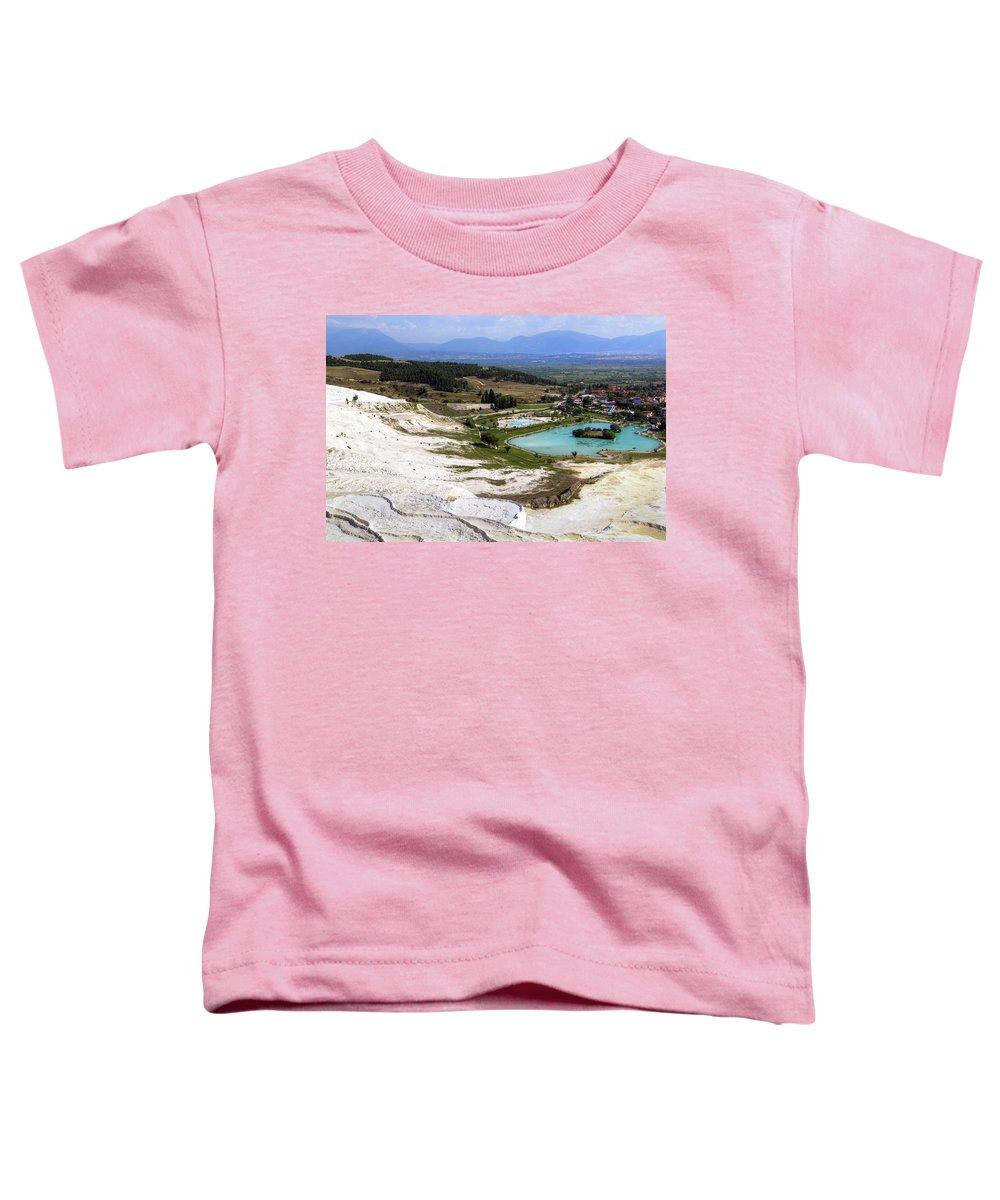 Pamukkale Toddler T-Shirts