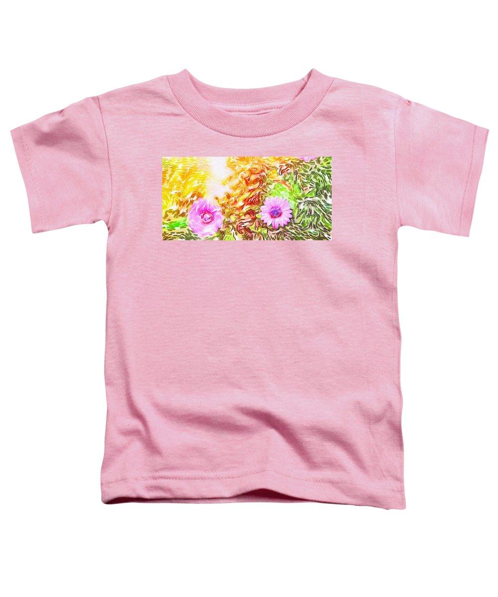 Osteospermum Toddler T-Shirts