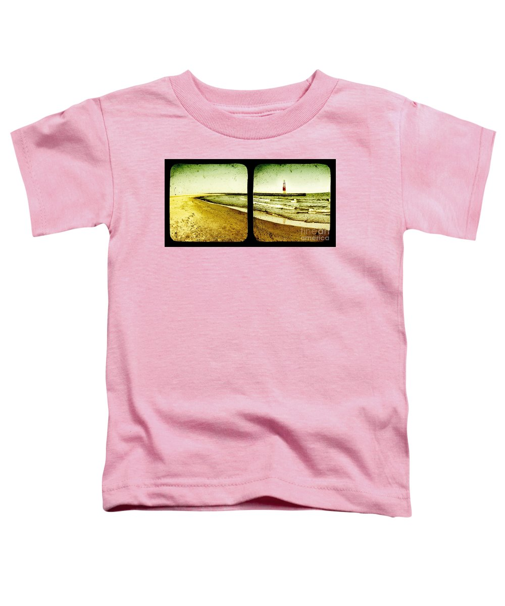 Ttv Toddler T-Shirt featuring the photograph Reaching For Your Hand by Dana DiPasquale