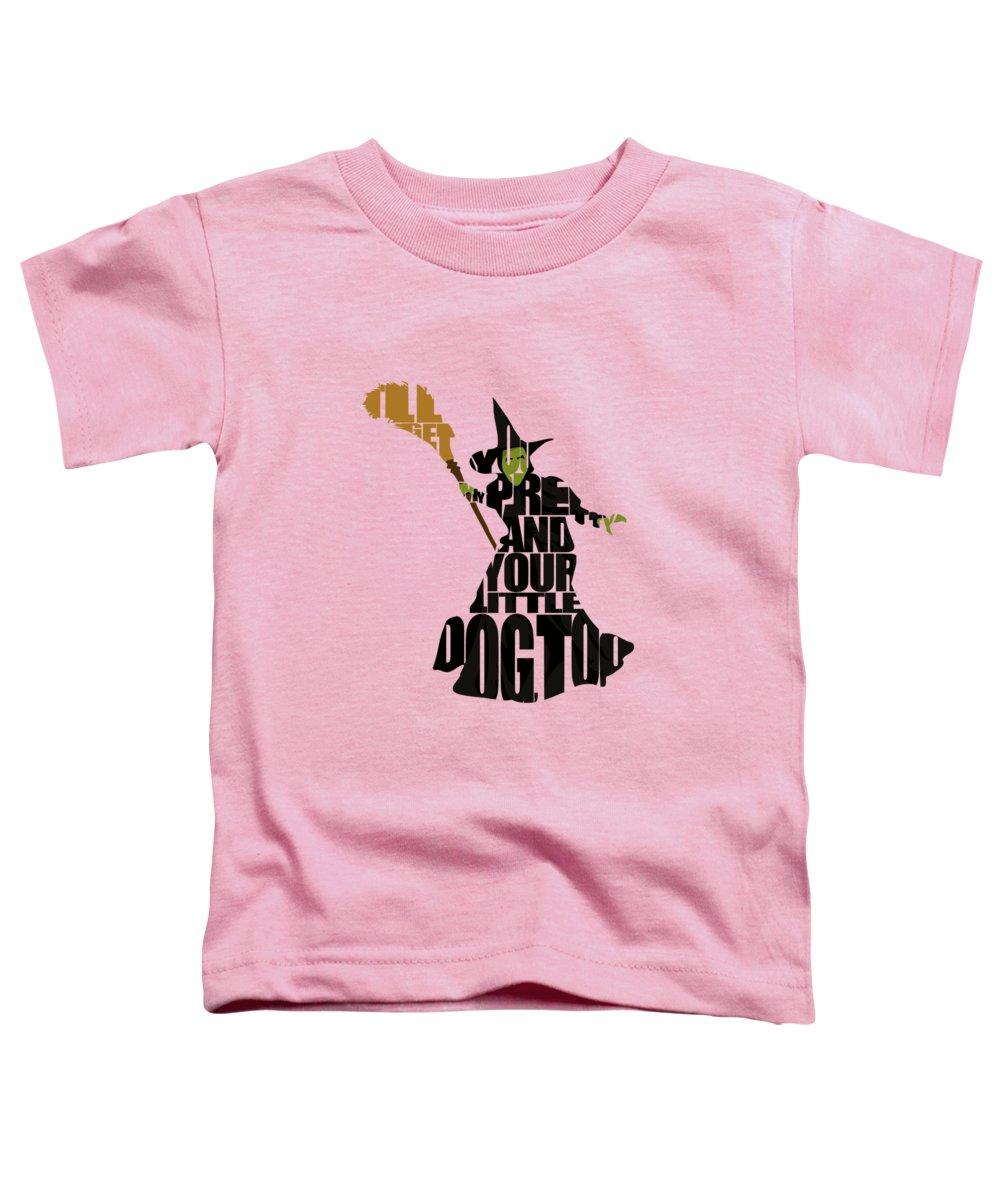 Cinema Toddler T-Shirts