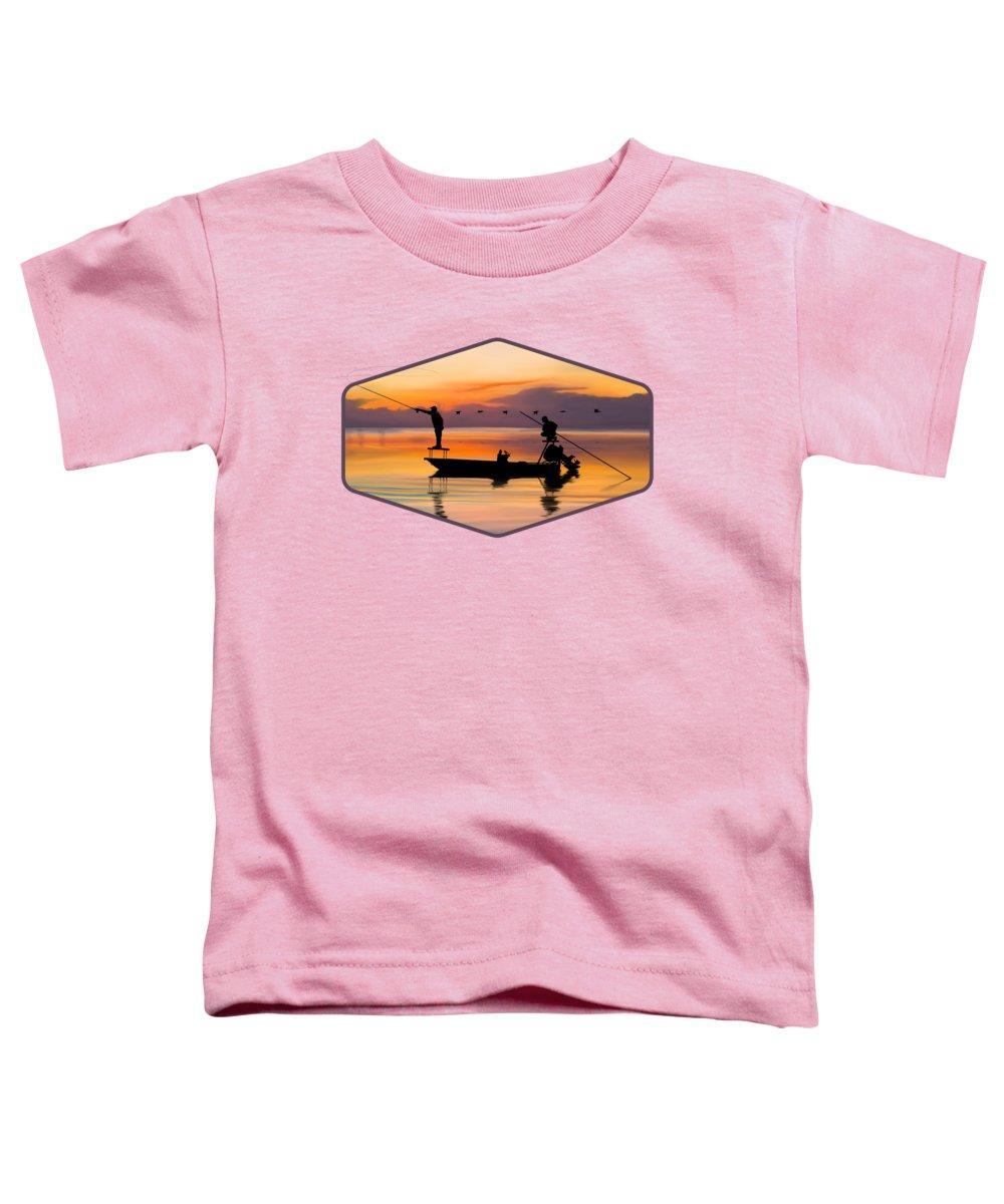 Sunset Toddler T-Shirts
