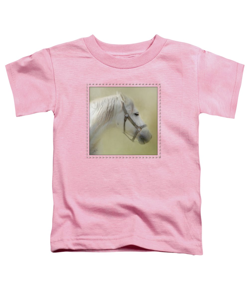 A Place In The Toddler T-Shirt featuring the photograph A Place In The Sun by Anita Faye