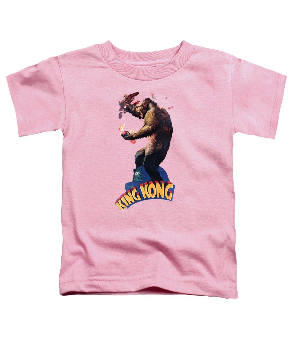 Big Island Toddler T-Shirts