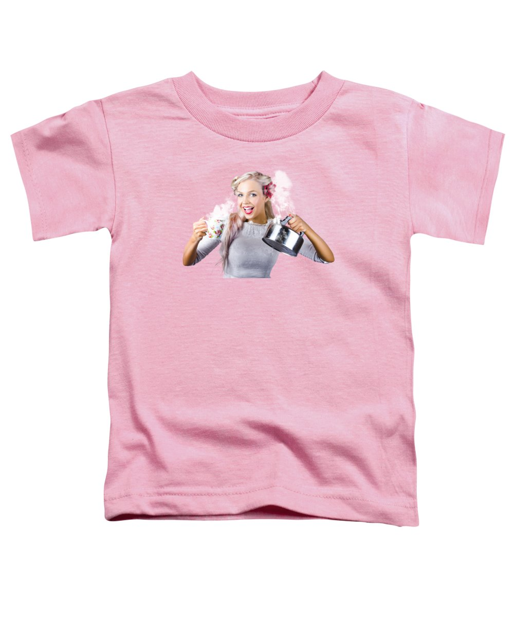 Making Photographs Toddler T-Shirts