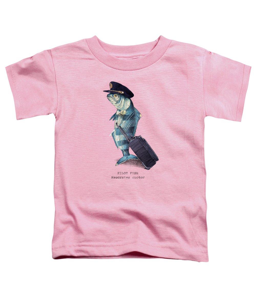 Motion Toddler T-Shirts
