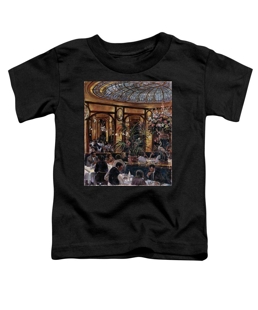 Parisian Toddler T-Shirts