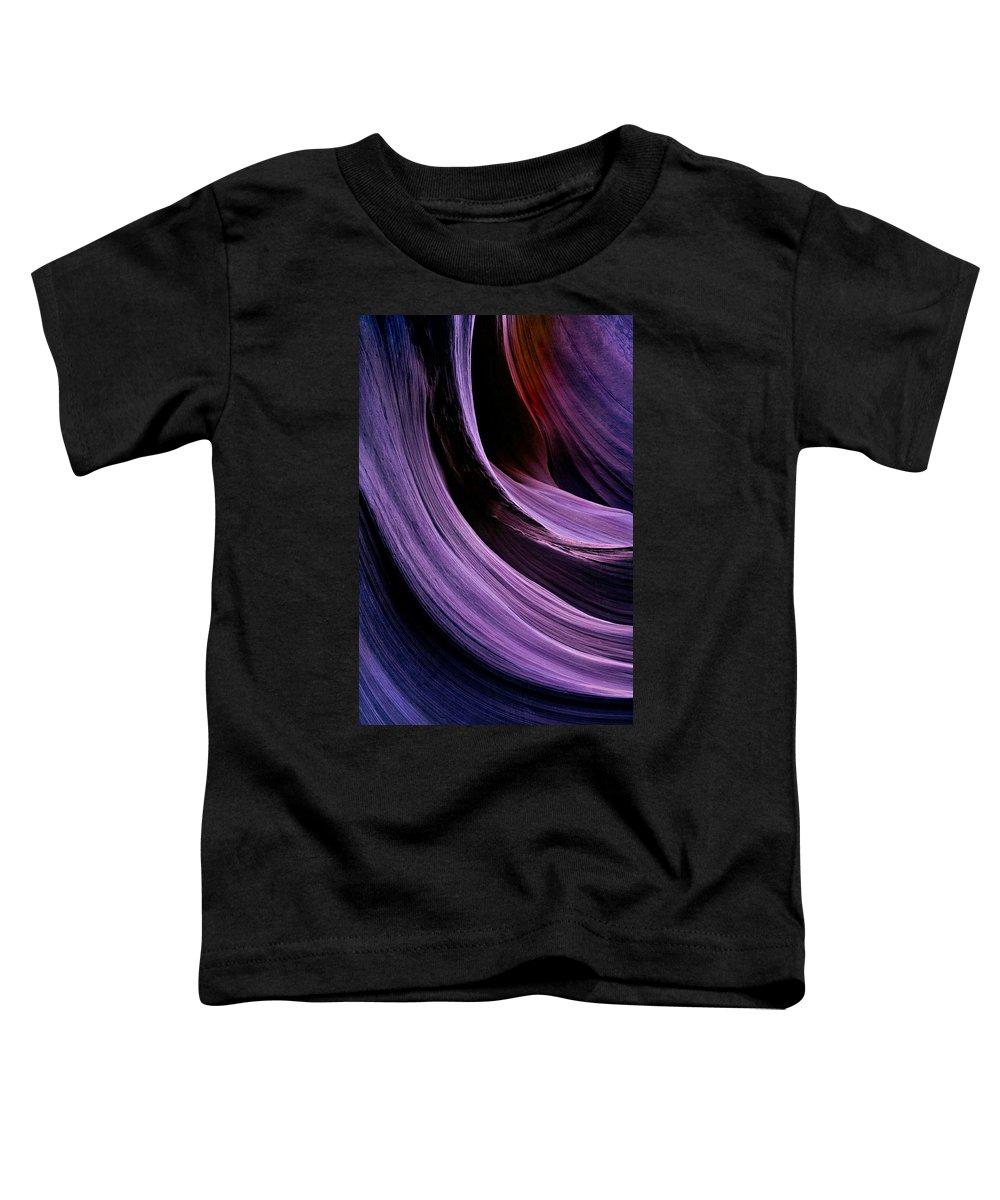 Desert Toddler T-Shirt featuring the photograph Desert Eclipse by Mike Dawson