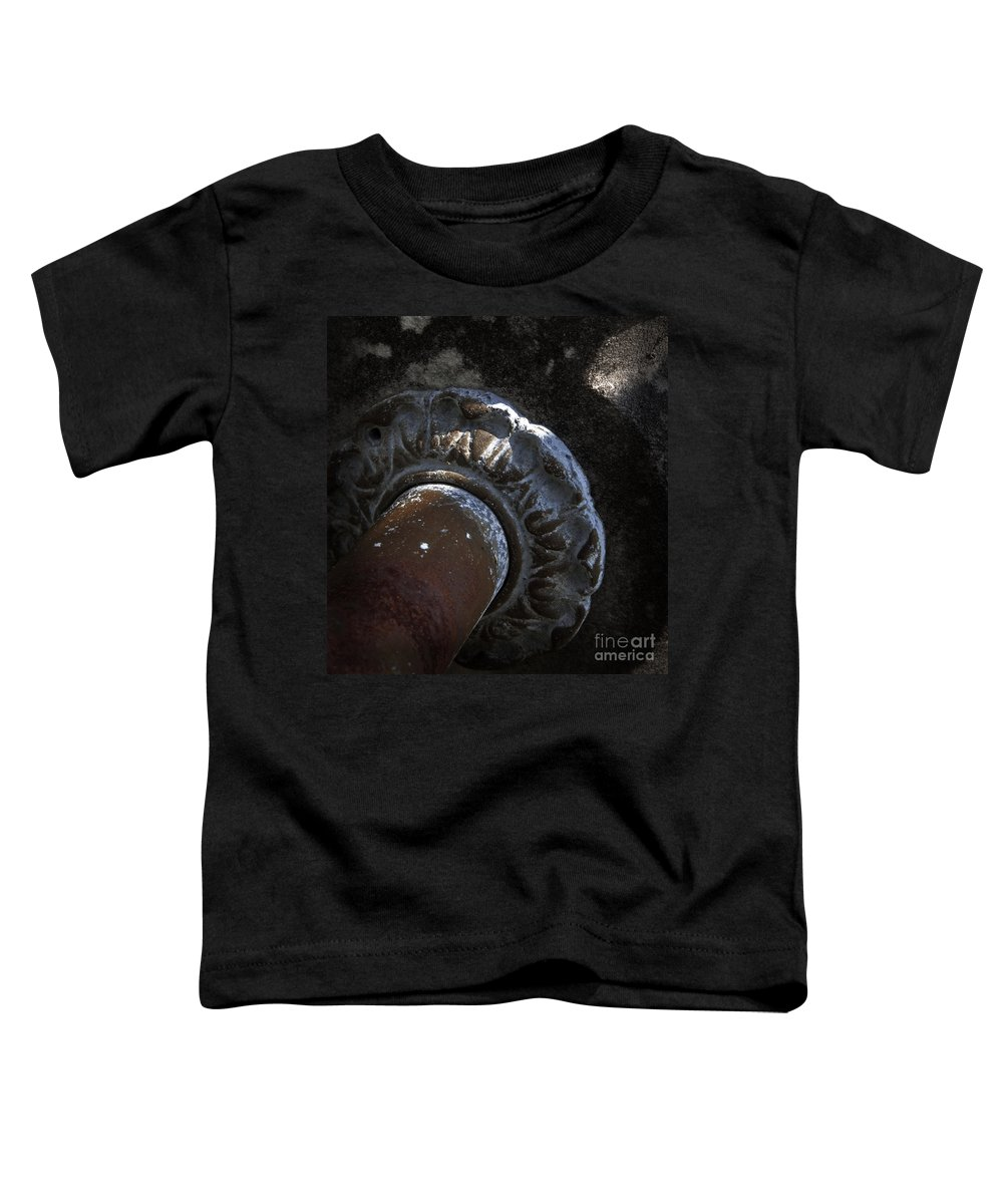 Metal Toddler T-Shirt featuring the photograph Here To Stay by John Stephens