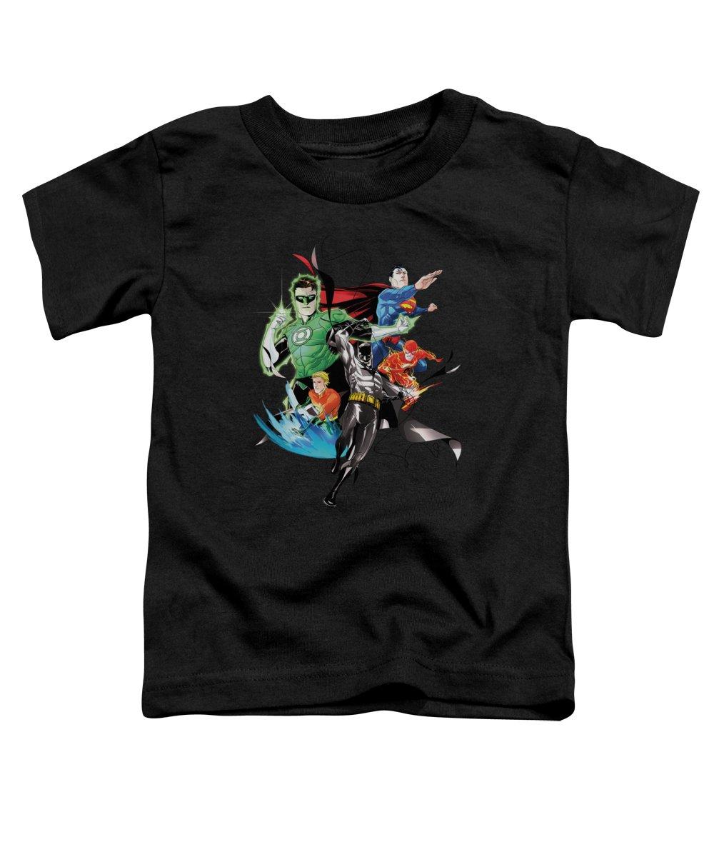Branding Toddler T-Shirts