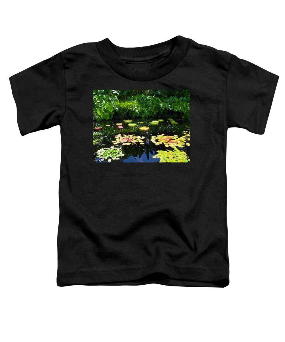 Sea Lily Photographs Toddler T-Shirts