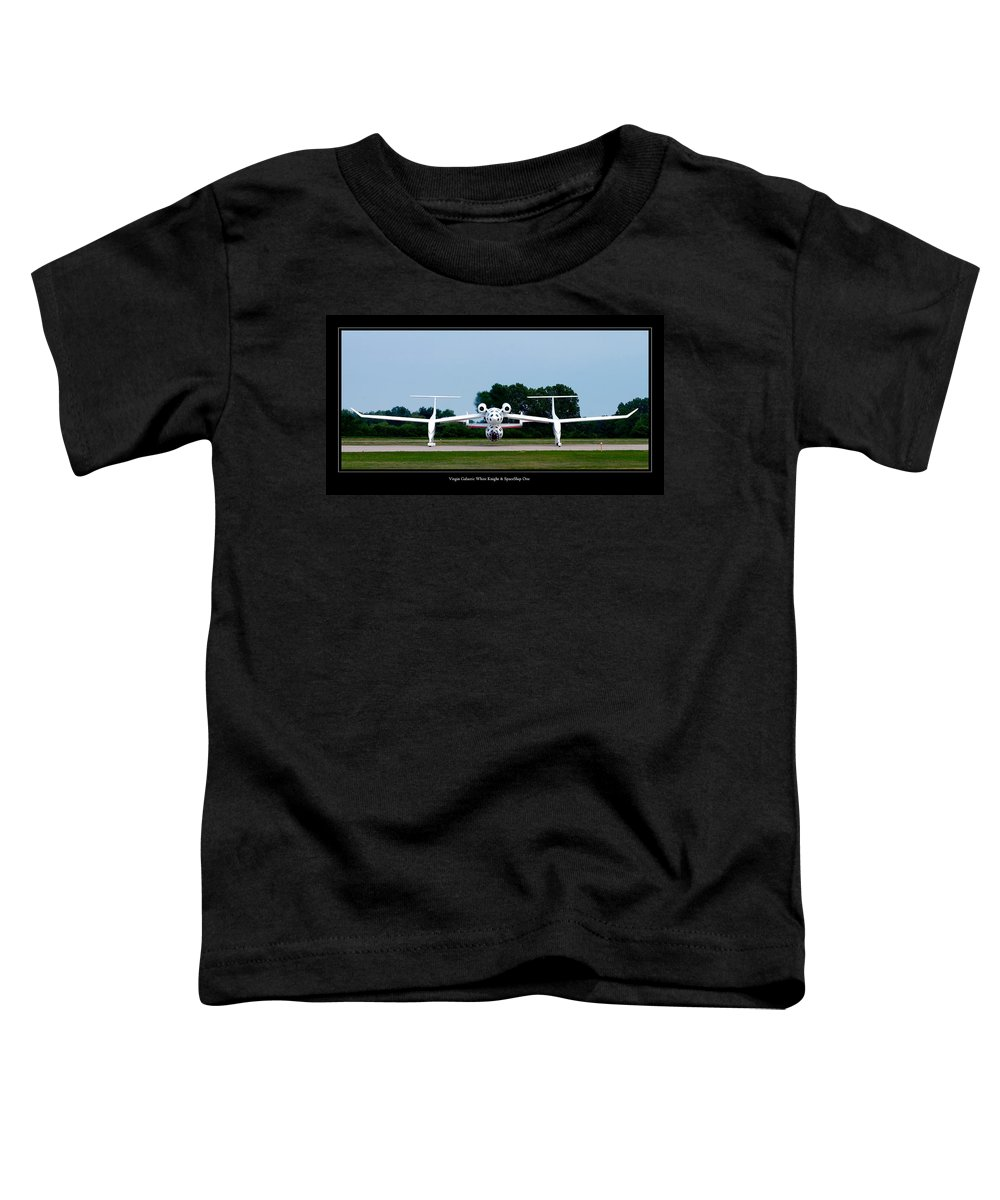 3scape Toddler T-Shirt featuring the photograph White Knight by Adam Romanowicz