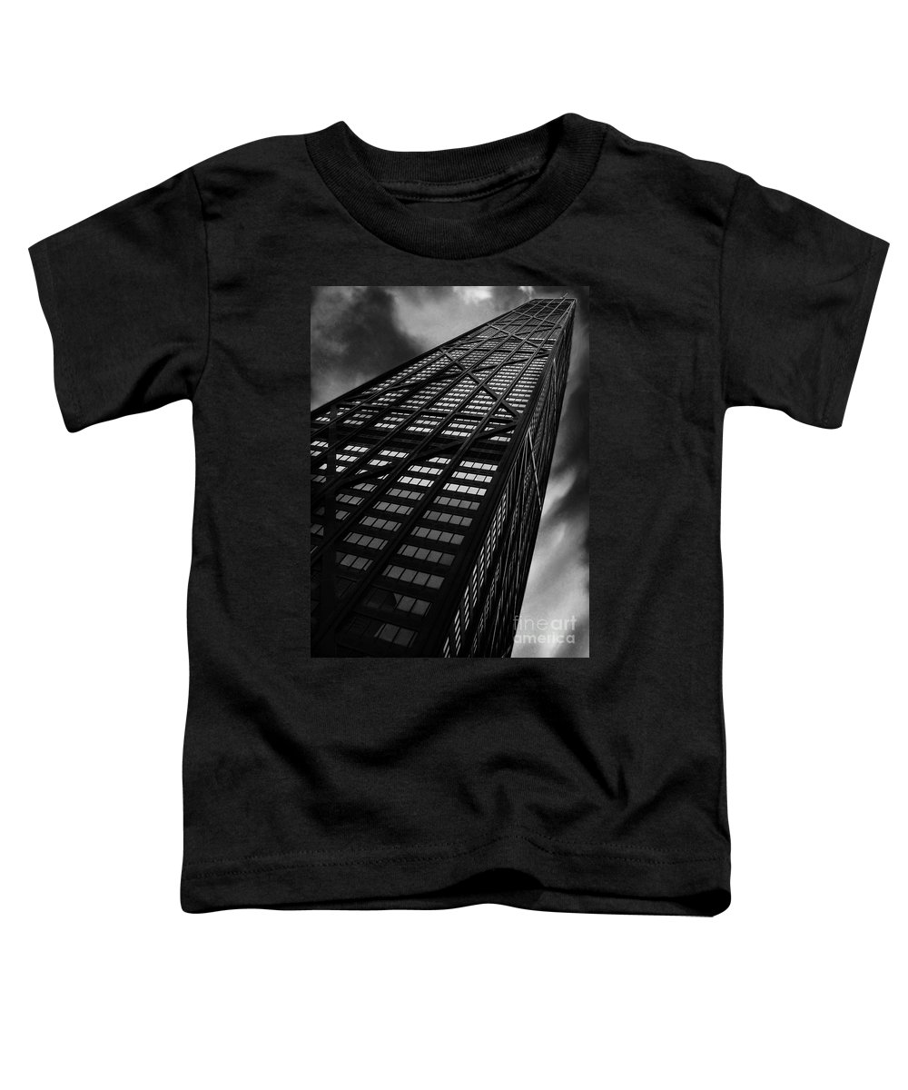 City Toddler T-Shirt featuring the photograph Limitless by Dana DiPasquale